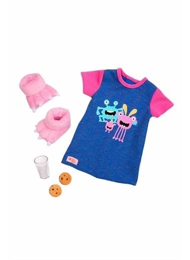 Our Generation Our Generation Kurabiye Canavarı Oyuncak Bebek Kıyafeti Renkli